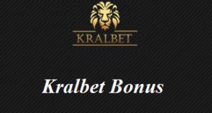 Kralbet Bonus